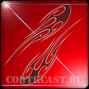 наклейки_на_мотоцикл_YAMAHA_V-Star_Stryker_2012