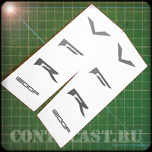 Honda VFR1200 stickers