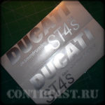 stickers for motorcycles DUCATI ST4s