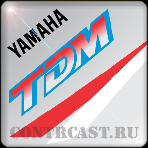 sticker_set_Yamaha_TDM850_1991