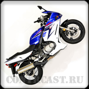 sticker set for motorcycle SUZUKI GS500F 2007-2008