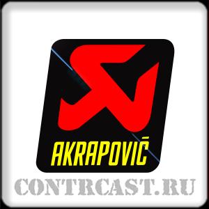 sticker akrapovich