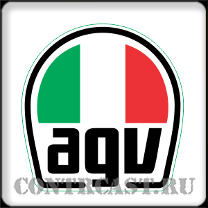 sticker AGV