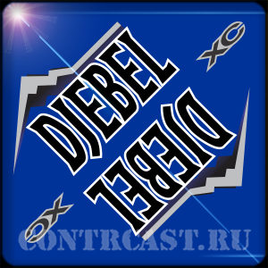 Stickers set for motorcycles SUZUKI Djebel 250 XC