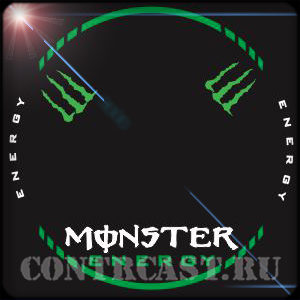 strip Monster Energy