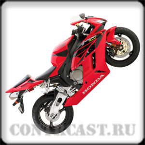 HONDA CBR1000RR 2004-2005 decals