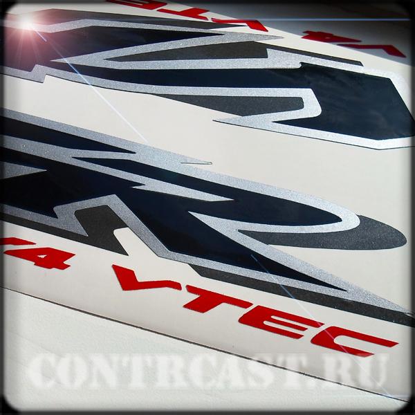 set of stickers Honda VFR 800 2004