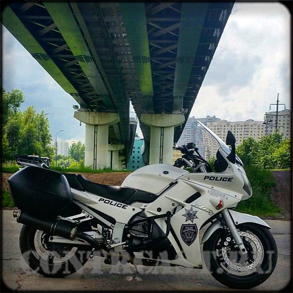 decals YAMAHA fjr1300