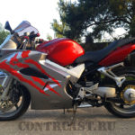 motorcycle Honda VFR stickers Claw