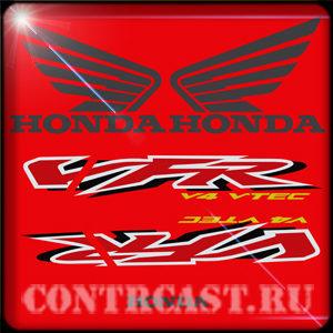 HONDA VFR 800 v4 2004 stickers set
