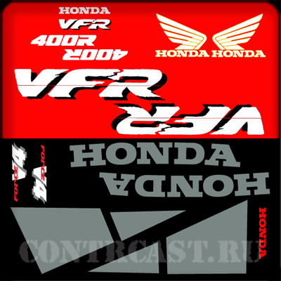 Honda VFR400R NC30 1996