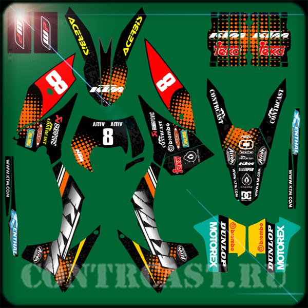 KTM 250 EXC-F 2012