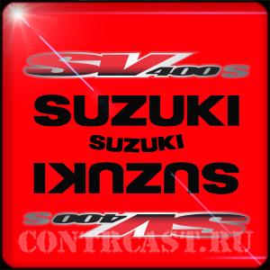 SUZUKI SV400s 1998