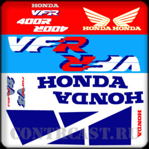 Honda VFR400R V4 force 1996