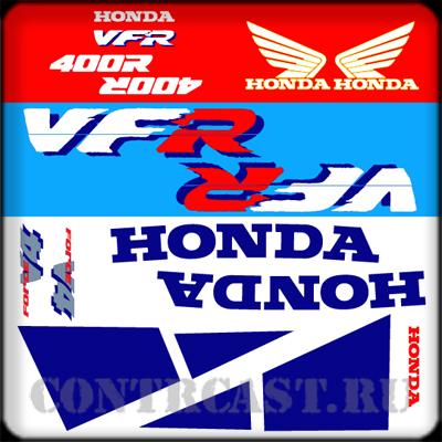 Honda VFR400R V4 force 1996