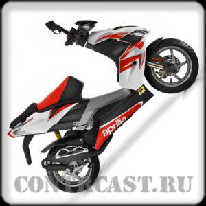 Aprilia SR50 2011