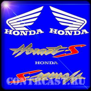 HONDA CB600S 2002 Hornet