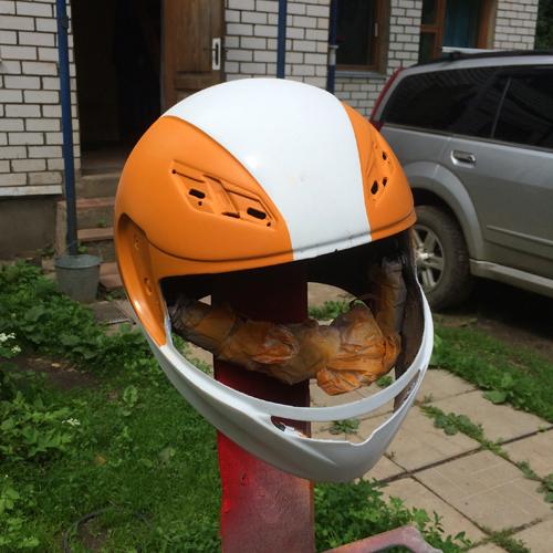 Repsol Honda helmet