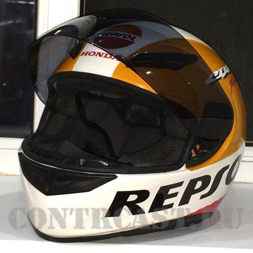 Repsol Honda helme