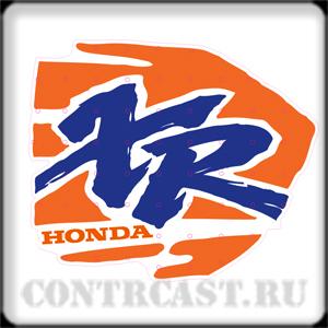 Honda xr200 1994 stickers