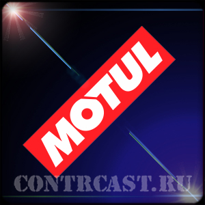 logo MOTUL sticker