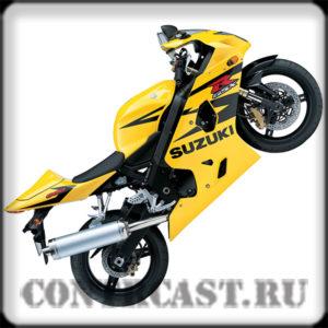 suzuki GSX-R 600 2004 stickers